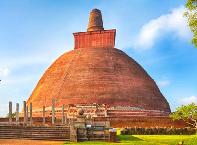 Day 3 -  Explore the ancient city of Anuradhapura