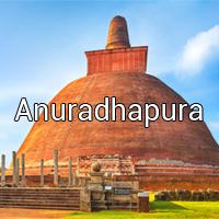 Anuradhapura - VISIT 2 SRI LANKA