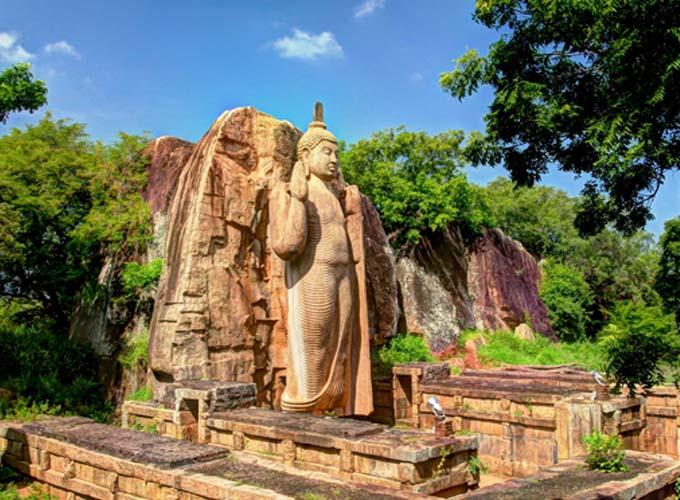 Day 5 -  Visit the ancient city of Anuradhapura