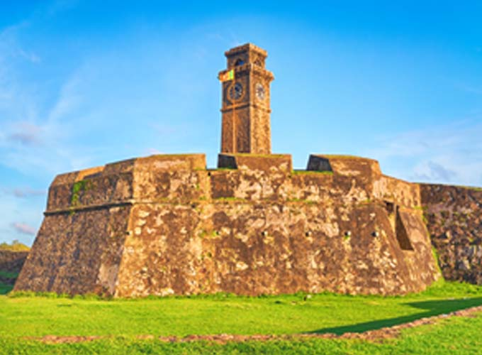 Day 11 -  Travel to south coast and visit the Galle Fort