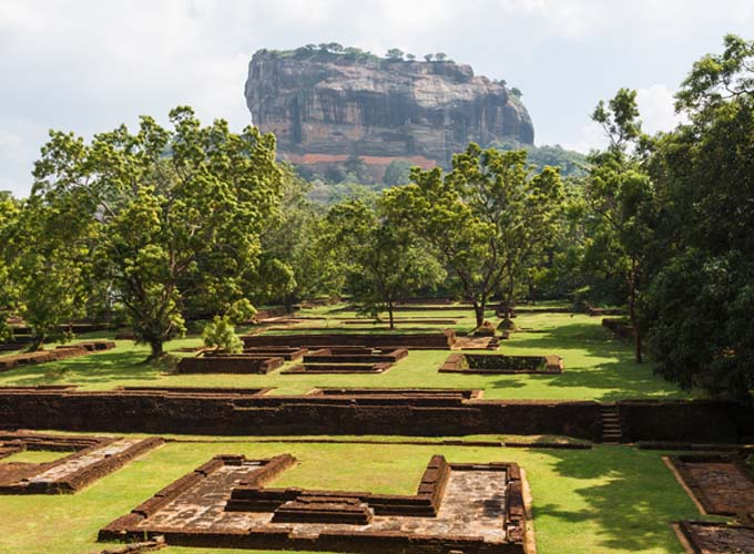 Day 3 -  Travel to the cultural triangle and visit the Sigiriya Rock Fortress