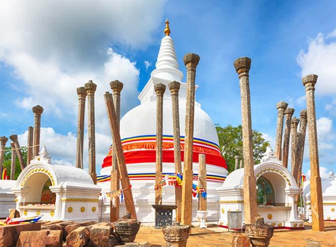 Day 6 -  Cycle around Polonnaruwa and witness evocative ruins